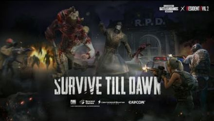 Vid�o : PUBG Mobile : Trailer Survive Till Dawn