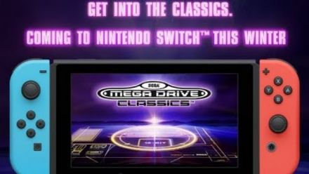 Vid�o : Sega Megadrive Classics : Trailer d'annonce sur Switch