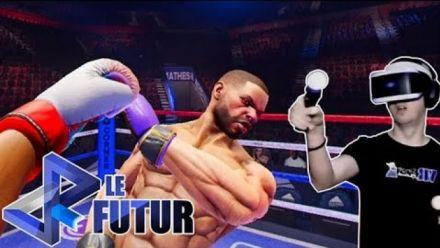 Vidéo : VR Le Futur #021 : On donne tout en boxe virtuelle dans Creed Rise to Glory