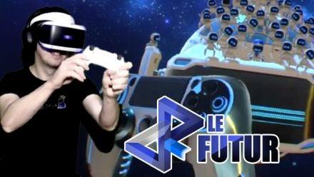 Vidéo : VR le Futur 22 : Astro Bot