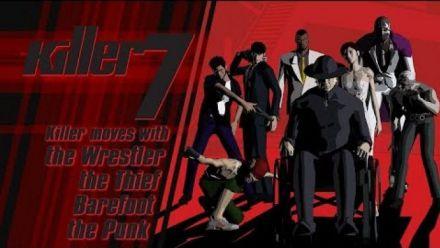 Vid�o : Killer7 : Trailer de présentation