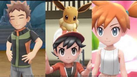 Vidéo : Pokémon Let's Go Pikachu : Bande-annonce générique DA français