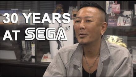 Vid�o : SEGA : Toshihiro Nagoshi revient sur ses 30 ans de carrière chez SEGA