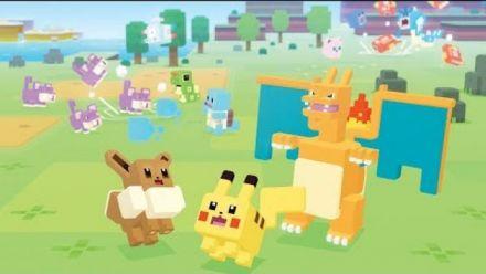 Vidéo : Pokémon Quest : Trailer d'annonce français