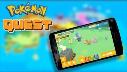 Vidéo : Pokémon Quest sort aujourd'hui sur iOS et Android