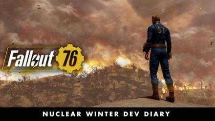 Vidéo : Fallout 76 - Nuclear Winter