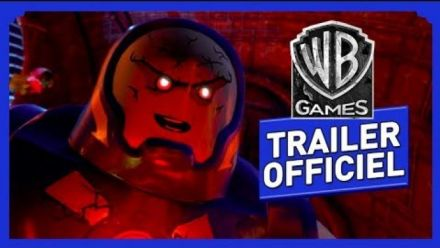 Vid�o : LEGO DC Super-Vilains - Darkseid - Trailer Officiel (FR)