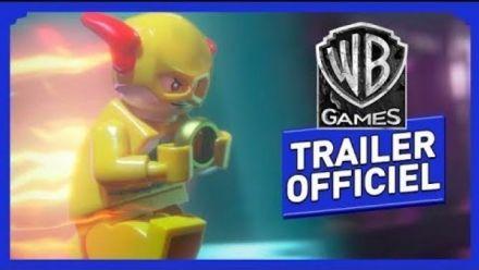 LEGO DC Super-Vilains Trailer d'annonce