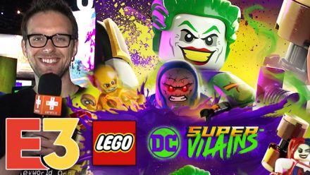 Vidéo : E3 2018 : LEGO DC Super Villains fait de vous un méchant, nos impressions