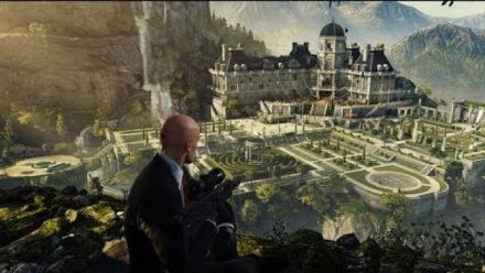 Hitman 2 Sniper Assassin Mode trailer