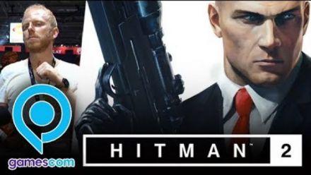 Gamescom : nos impressions sur Hitman 2