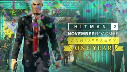 Vidéo : HITMAN 2 - November Roadmap 2019 (Anniversary Celebrations)