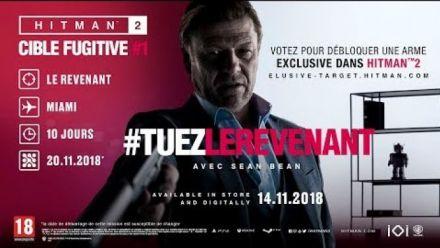 Hitman 2 : Cible Fugitive 1 - Le Revenant