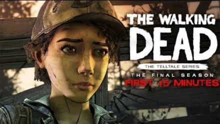 Vidéo : The Walking Dead The Final Season Ep1 - 15 premières minutes