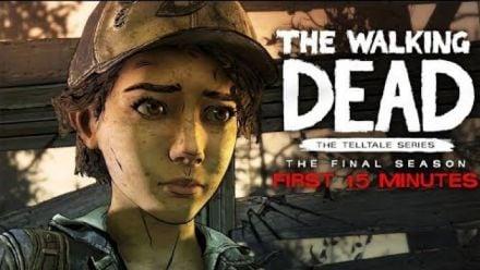 Vid�o : The Walking Dead The Final Season Ep1 - 15 premières minutes