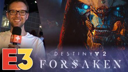 E3 2018 : On a joué à Destiny 2 Forsaken et on vous parle du nouveau mode multi