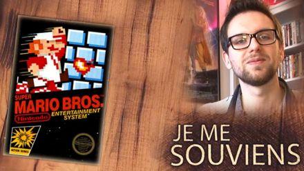 Vid�o : Je me souviens de mon premier jeu vidéo, Super Mario Bros