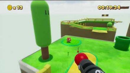 Vidéo : Mapcore Super Mario Bros. Level 1-1 Challenge (vidéo de Sean Noonan)