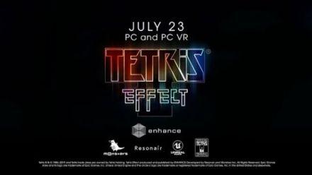 Vidéo : Tetris Effect : Bande-annonce version PC