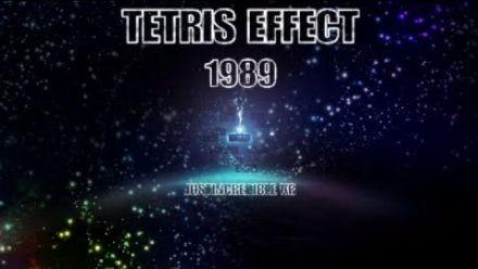 Tetris Effect - Mode 1989 découvert