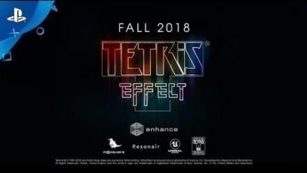 Tetris Effect - Trailer d'annonce