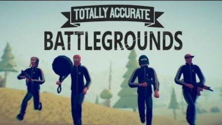 Vidéo : Totally Accurate Battlegrounds Trailer
