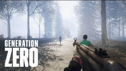 vidéo : Generation Zero : trailer de lancement