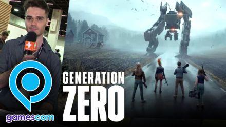 Vid�o : Gamescom 2018 : Nos impressions de Generation Zero