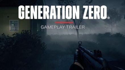 Vid�o : Generation Zero - Gameplay Trailer