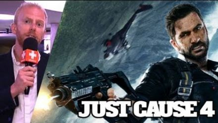 Just Cause 4 : Nos impressions depuis la Gamescom