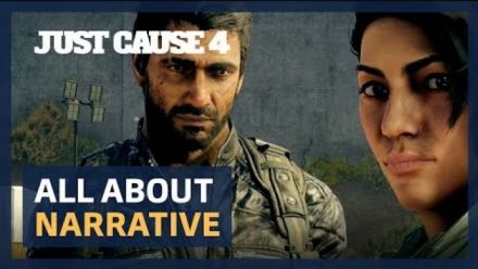Just Cause 4 : All About Narrative