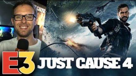 E3 2018 : Nos impressions de Just Cause 4