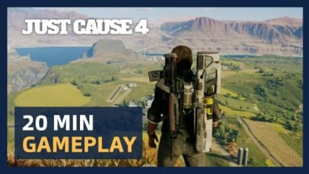 Just Cause 4: 20 Minutes de gameplay