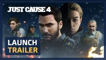 Just Cause 4 : trailer de lancement