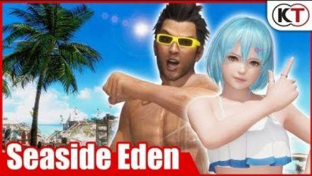 Vid�o : Dead or Alive 6 : Seaside Eden trailer