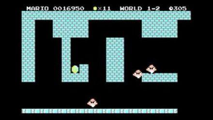 Vidéo : Super Mario Bros. : Vidéo de gameplay du portage Commodore 64