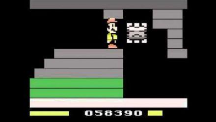 Vid�o : Princess Rescue : Le Super Mario Bros de l'Atari 2600