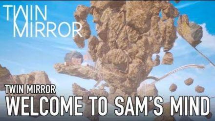 Vidéo : Twin Mirror : Trailer Gamescom 2018