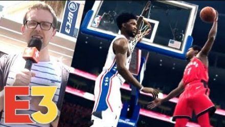 E3 2018 : On a joué à NBA Live 19 et on vous parle de ses nouveautés