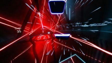 Vidéo : VR le Futur 74 Spécial gameplay Beat Saber