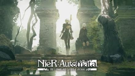 NieR Automata fête son arrivée aujourd'hui sur Xbox One en vidéo