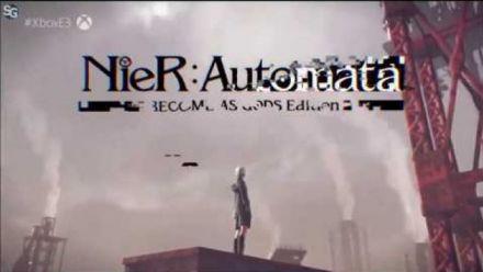 NieR Automata : Trailer Xbox One E3 2018