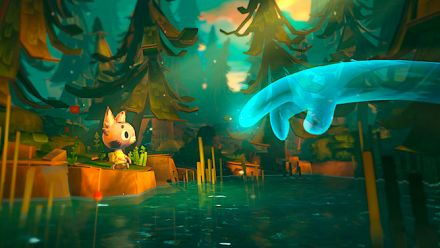 Ghost Giant - Trailer d'annonce