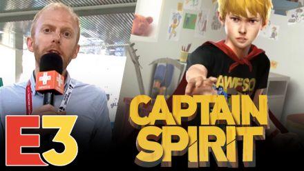 Vidéo : E3 2018 : Nos impressions de Captain Spirit