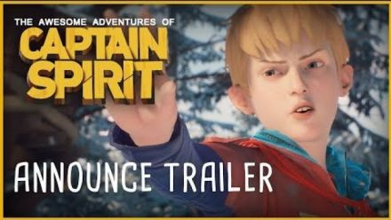 E3 2018 : Aventures Captain Spirit (Life is Strange) annoncé