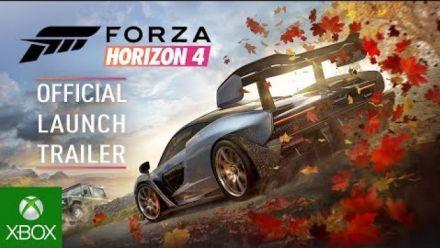 Vidéo : ForzaHorizon 4 - Trailer de lancement