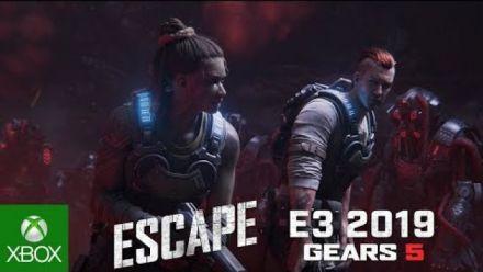 Gears 5 présente son mode Escape