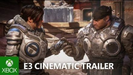 Gears of War 5 : E3 2018 Cinematic Trailer