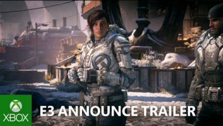 vidéo : Gears of War 5 : Trailer d'annonce E3 2018