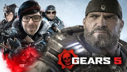 #GameblogLIVE : Romain, Thomas et Plume se lancent dans Gears 5 (REPLAY)